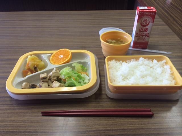 学校給食②